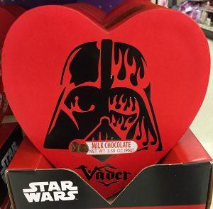 Even Darth Vader likes Valentines