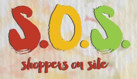 S O S  {Shoppers on Site} 5/6 Farmers Market Edition | Right