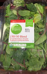 Organic? Non GMO? Yet still packaged. More of a trade off than a quality surge