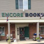 Encore Books is a legitimate used book store. For those who still like to browse rather than flip on a reader