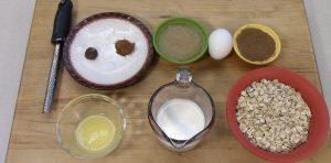 ingrediants-oatmeal