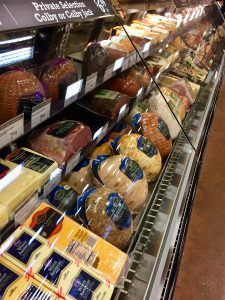 Deli and service counters are and endless source of purchasing options for the smaller household