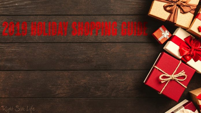 2019 Holiday Shopping Guide Cover