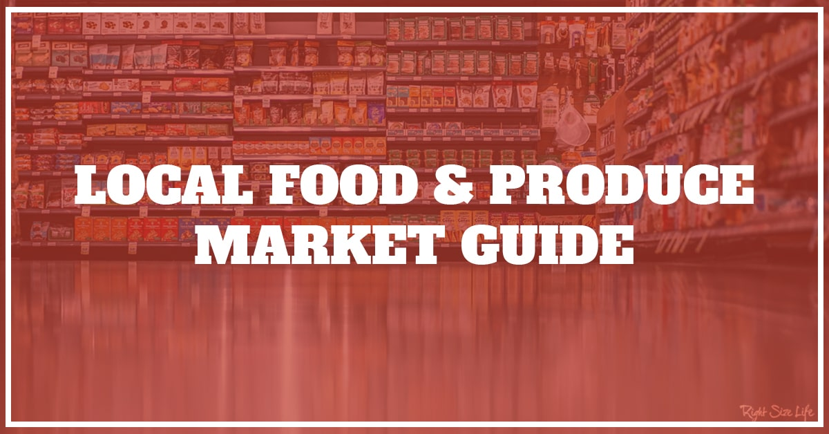 Local Food and Produce Market Guide Facebook
