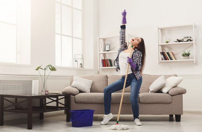 8 Spring Cleaning Tips