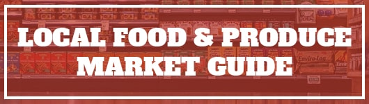 Food and Produce Market Guide Banner