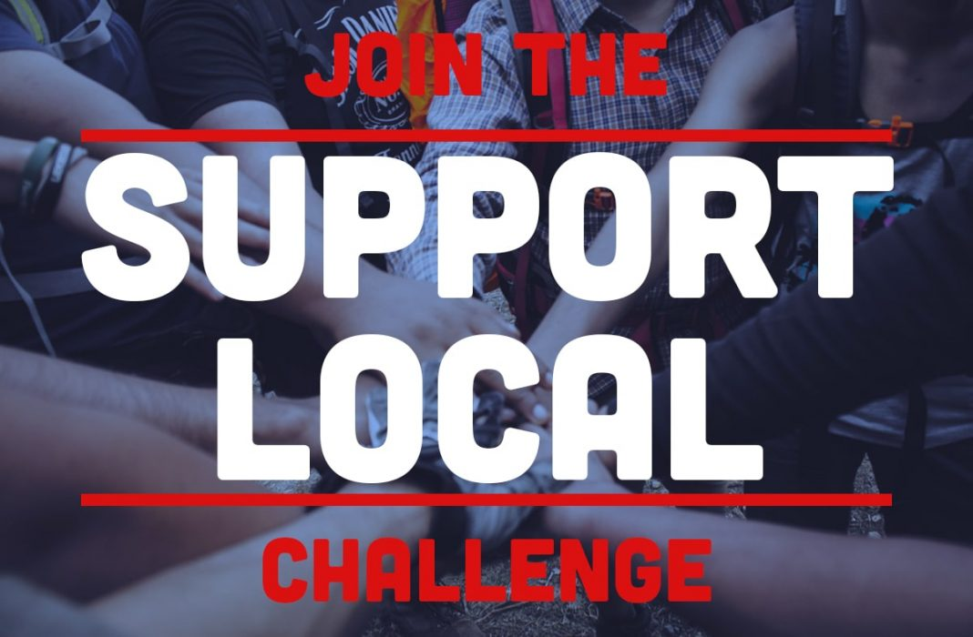 Support Locally Owned Businesses Challenge