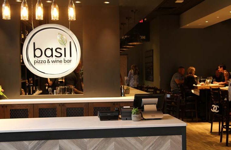 Basil Pizza Wine Bar