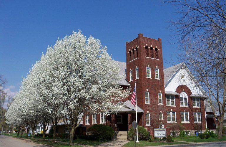 Waterville United Methodist Church 768x499