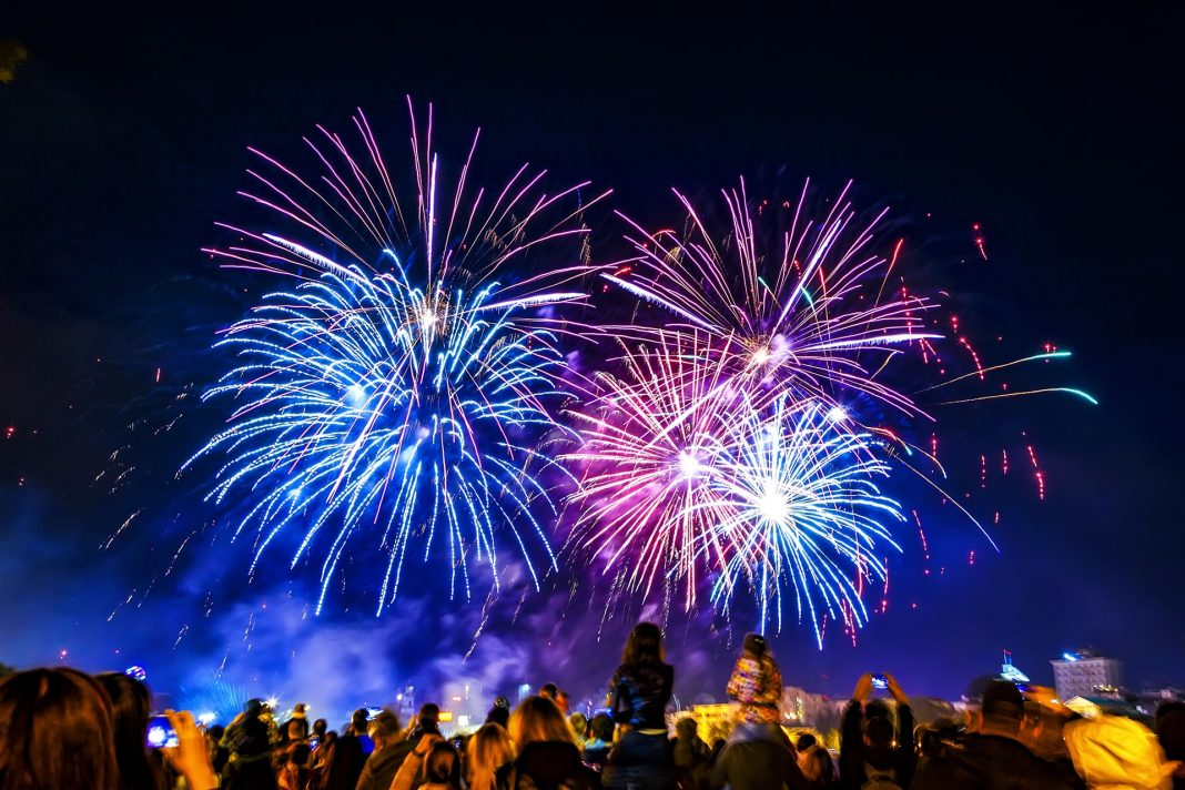 Local Fireworks Shows 2021