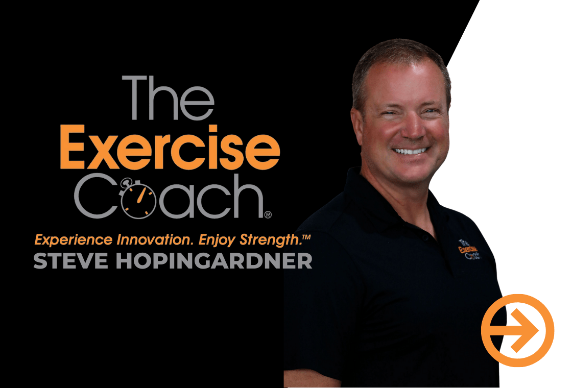 The Exercise Coach Ad