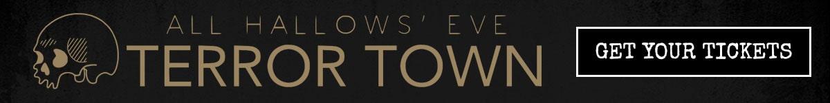 All Hallows Eve Terror Town